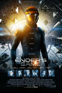 Ender's Game:  Passable but Generic ★★★