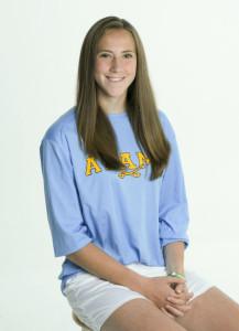 Student Spotlight: Olivia Argeros