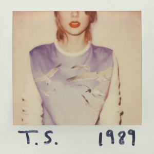 "Taylor Swift's 1989 ""Shakes Off"" the Haters"