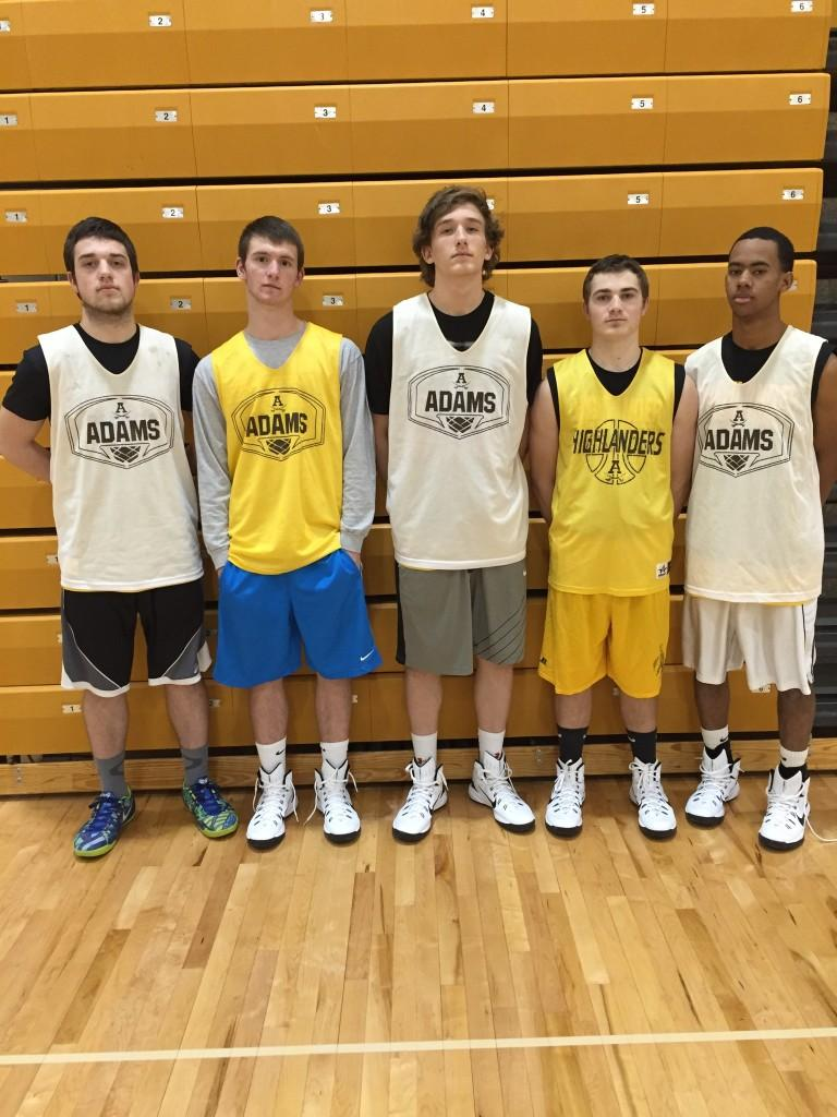 The+returning+members+of+the+Adams%27+Boys+Basketball+team+are+ready+for+a+big+season.