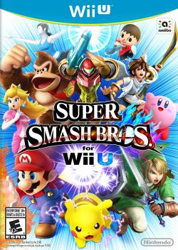 Super Smash Brothers for Wii U