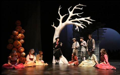 Adams Theatre presents 'The Legend of Sleepy Hollow'