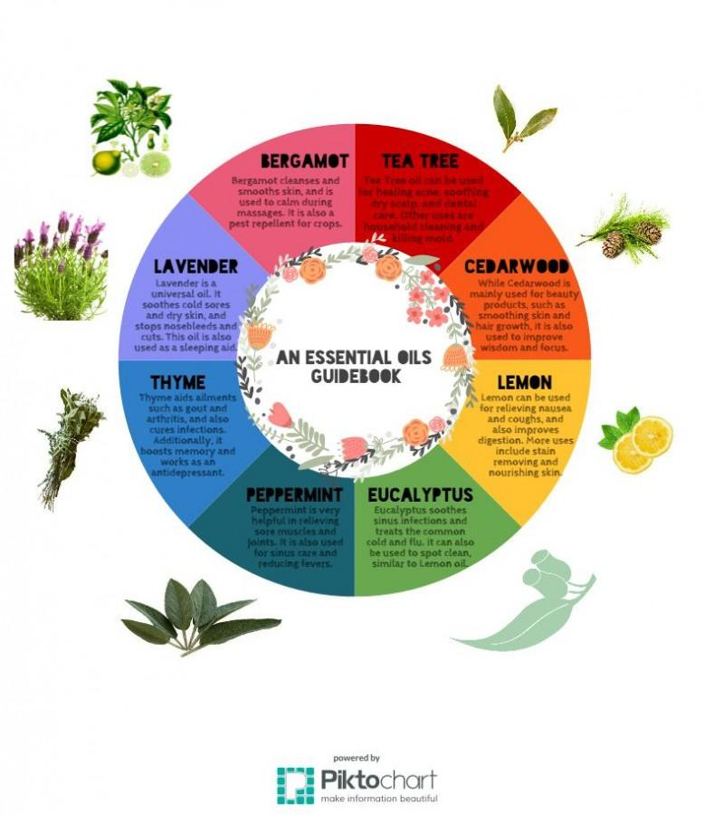 Essential+oils+follow+the+trend+of+natural%2C+holistic+medicine+as+opposed+to+prescription+pills