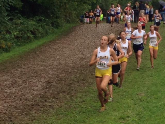 Adam%27s+girls+lead+the+pack+at+the+Holly+Invitational.