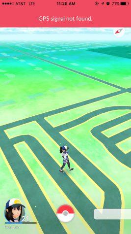 Where did all the Pokémon GO?