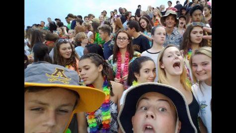 Rowdy Behavior Rocks Student Section