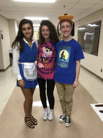 Spirit Week 2016: Day 3~Walt Disney Day