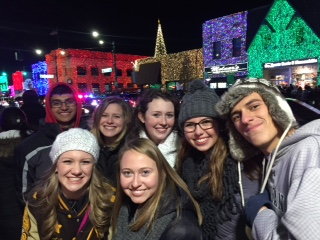 Downtown Rochester Lights up for Lagniappe