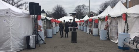Rochester Hosts First Winter Farmers' Market