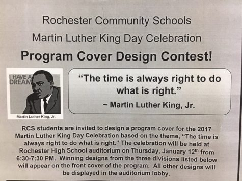 Contest Celebrate MLK Day