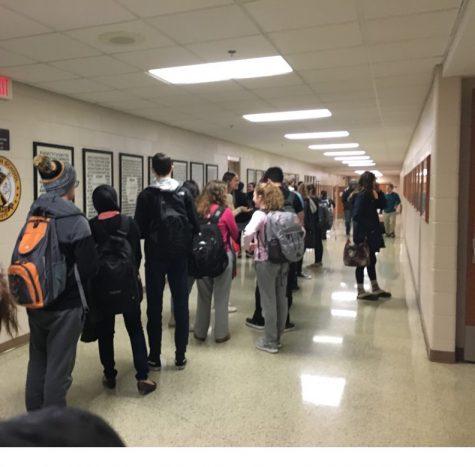 New Final Exam Schedule Prompts Mass Exodus