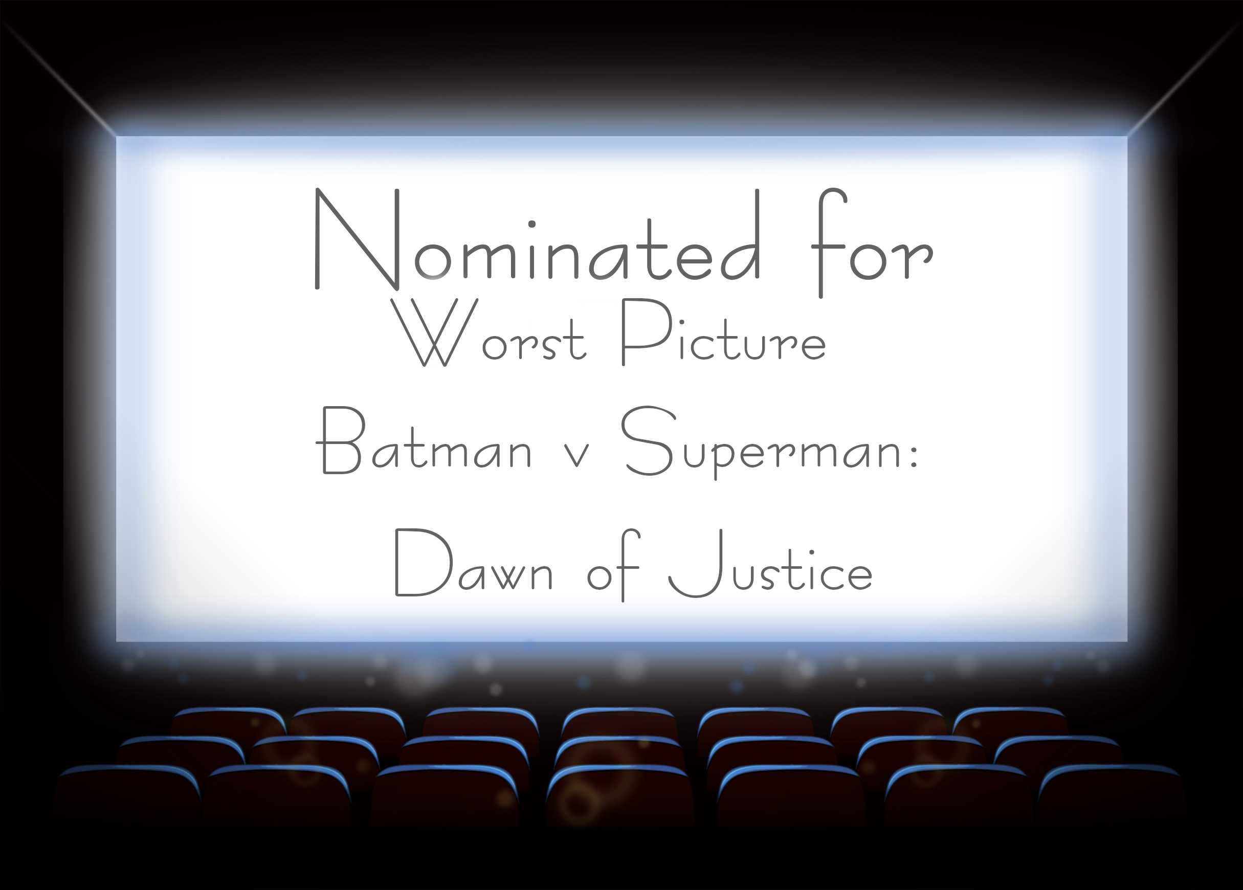 Batman v Superman hit theaters in March of 2016. Check out the trailer on Youtube.