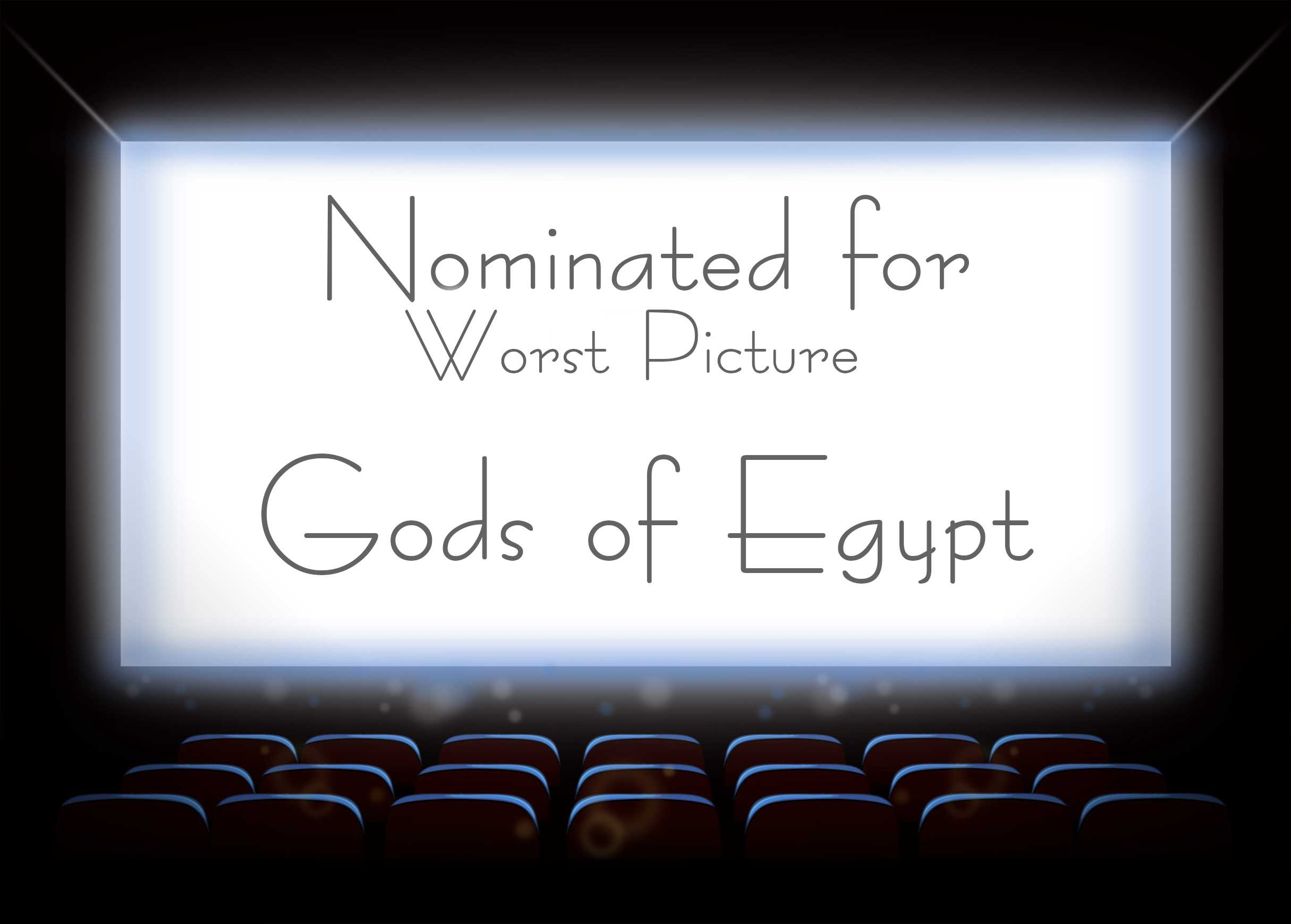 Gods of Egypt hit theaters February 2016. Check out the trailer on Youtube.