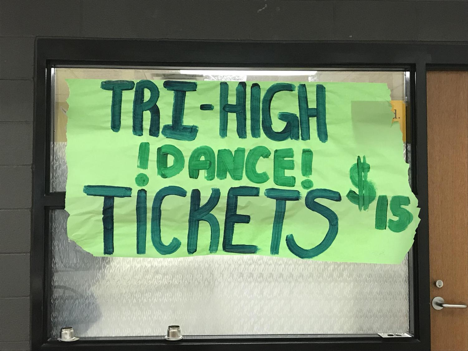 This is the last week to buy tickets for the dance. Tickets are sold in the cafeteria during lunch.