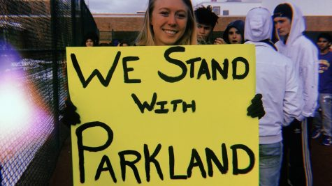Highlanders Stand With Parkland