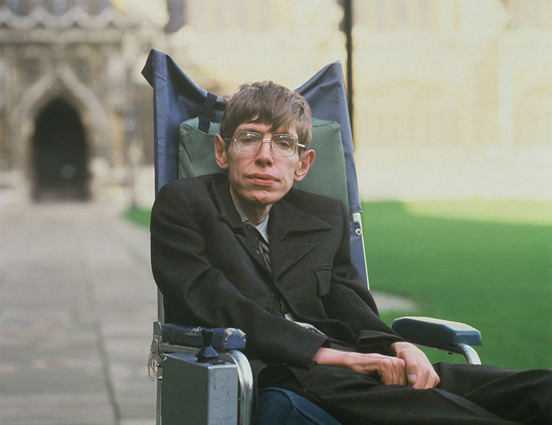 One of Science's Brightest Star Stephan Hawking Dies