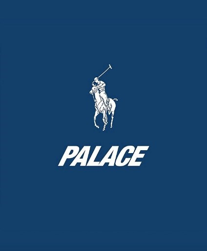 226a7a6001ca9 The official image Palace used to announce their collaboration with Ralph  Lauren.