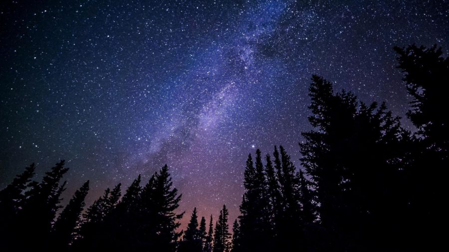 A+photograph+of+the+Milky+Way+as+seen+from+Earth.