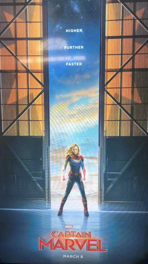 The+poster+for+Captain+Marvel.