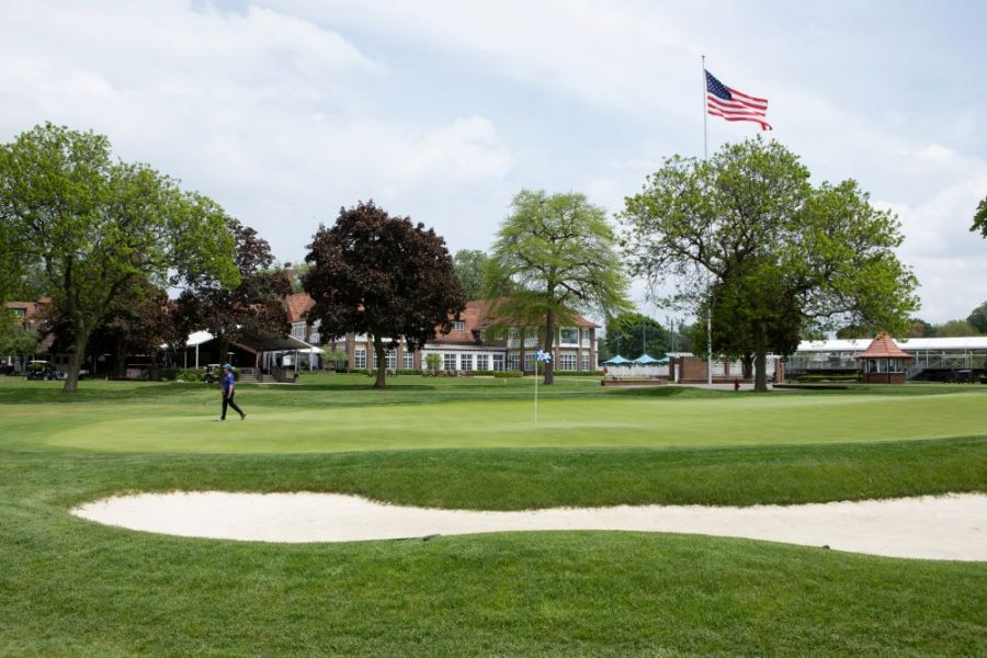 Pro-Golf Makes a Debut in Detroit