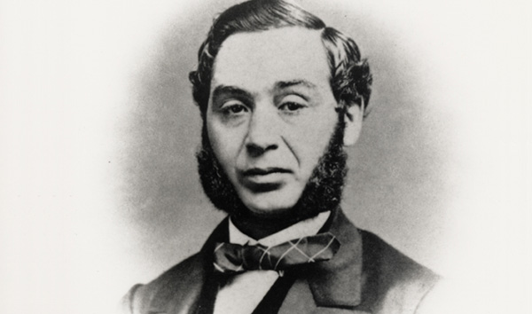 Levi Strauss, founder of Levi Strauss & Co.