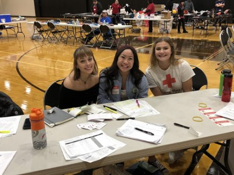 Adams Blood Drive