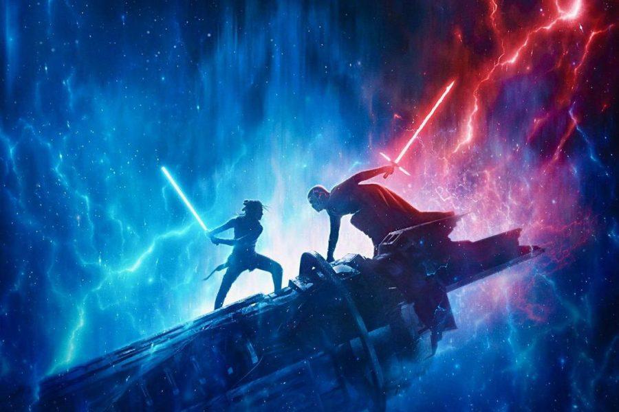 Rey vs. Kylo Ren, Episode IX