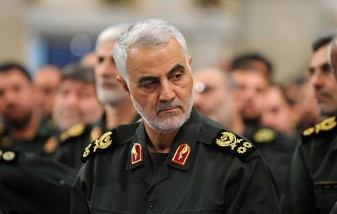 Qasem Soleimani, Iran's second in command