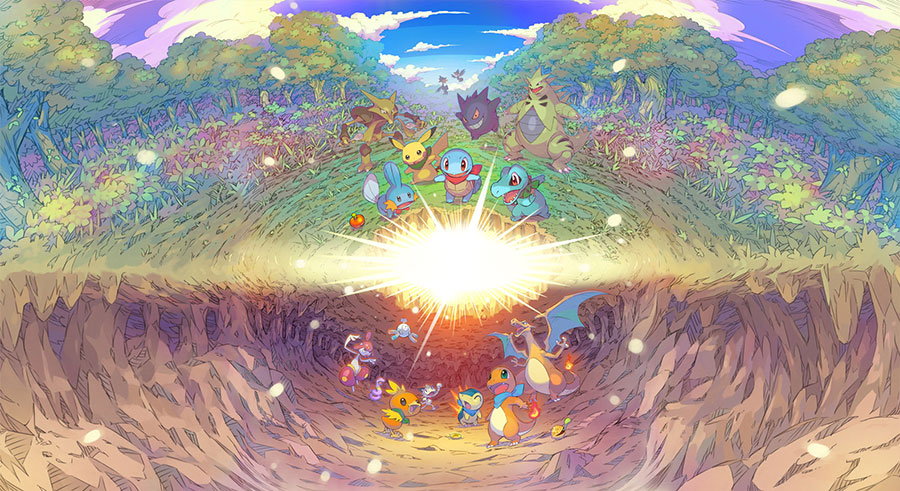Image+of+Pokemon+Mystery+Dungeon+DX%E2%80%99s+cover+%0A