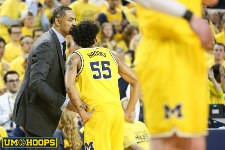 Wolverines Hunting to Win NCAA Tournament