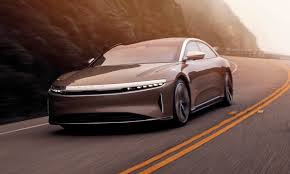 New Electric Car From Lucid Motors