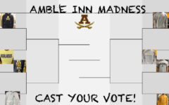 The Official Merch Madness bracket from the beginning