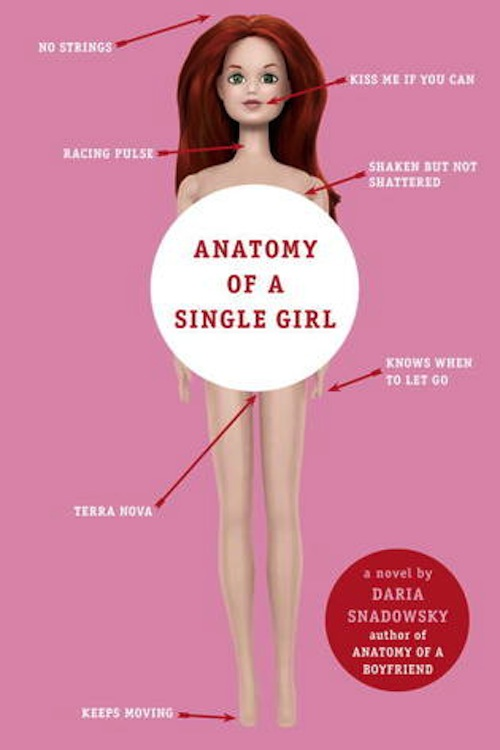 Anatomy Of A Single Girl A Series Of Unfortunate Events The Adams