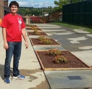 Student Spotlight: Sam Garfinkle