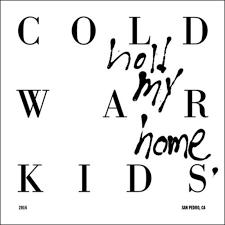 The Cold War Kids new album
