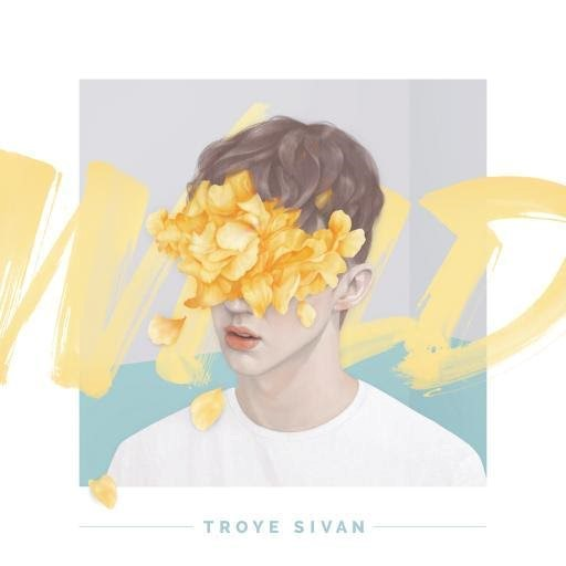 This is Troye's second extended play