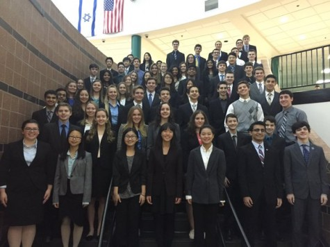 Adams DECA advances to state competition