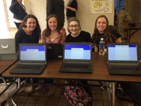 Student council brings back winter dance