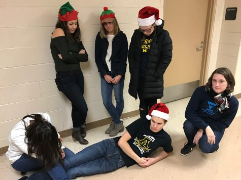 District Policy Stomps Holiday Spirit (featuring NINE Days of December)