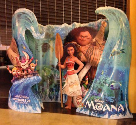 Moana Makes a Big Splash
