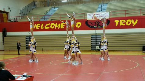 Cheerleading Injuries Take Hospitals by Storm