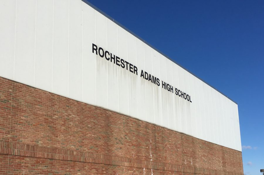Rochester+Adams+High+School+is+nominated+National+Blue+Ribbon.