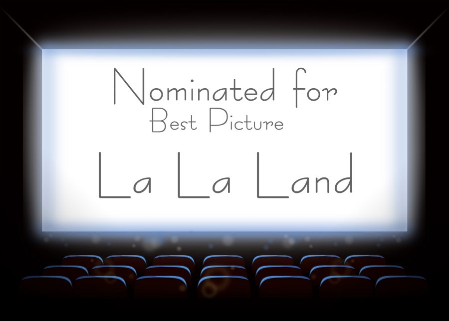 La La Land took dreamers by storm this December. Check out the trailer on Youtube.