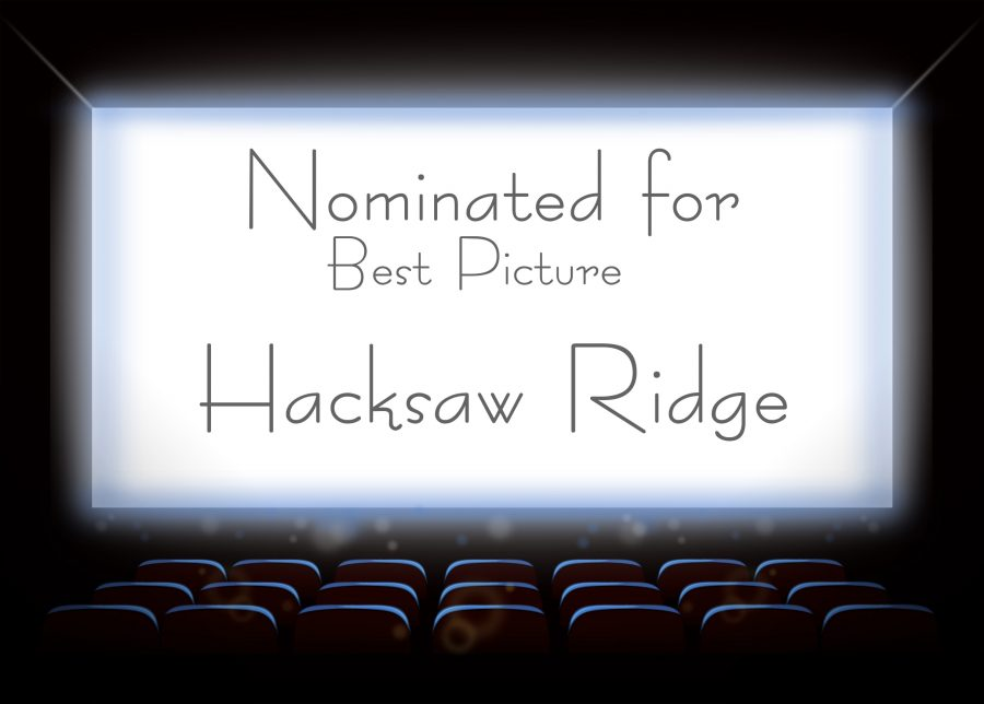 Hacksaw Ridge was released in November of 2016. Check out the trailer on Youtube.