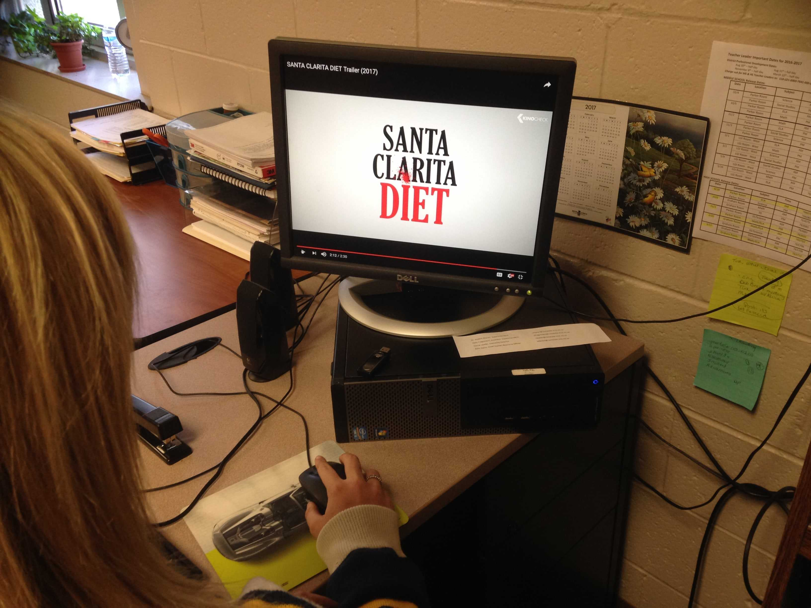 Santa Clarita Diet is available to stream on Netflix.