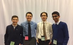 Adams Students Experience Real-World Politics