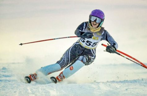 Adams Ski Team Slides into States