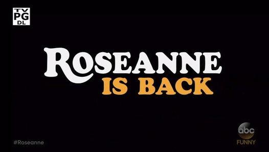 Roseanne Meets Racism