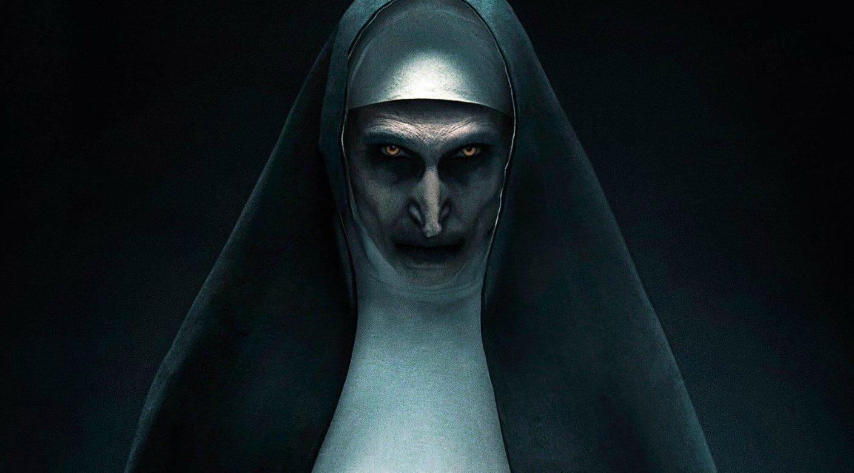 The Demonic nun in The Nun.
