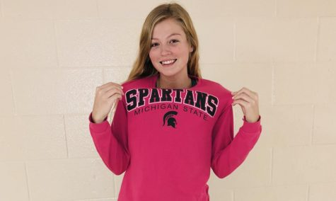 Student Spotlight: Bailey Pease Rows Her Way To MSU